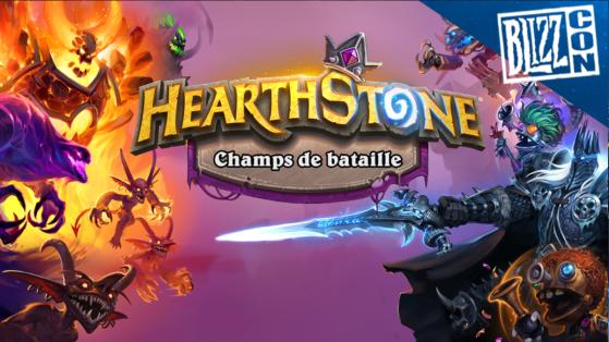 Hearthstone Battlegrounds : Nouveau mode de jeu Champs de bataille, beta ouverte à tous