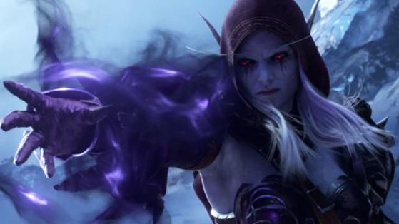 World of Warcraft Shadowlands : Alpha et Beta