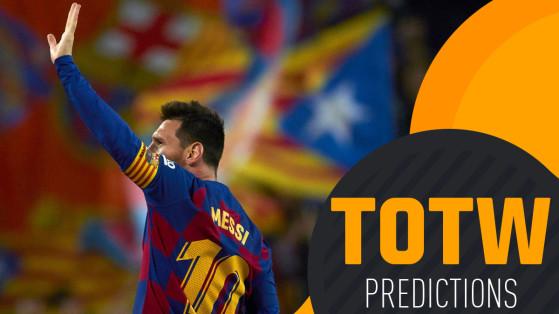 FUT 20 : prédiction équipe de la semaine, TOTW 8