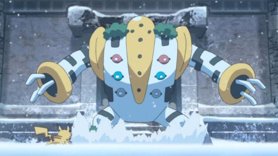 Pokemon GO: notre avis sur l'événement payant Regigigas