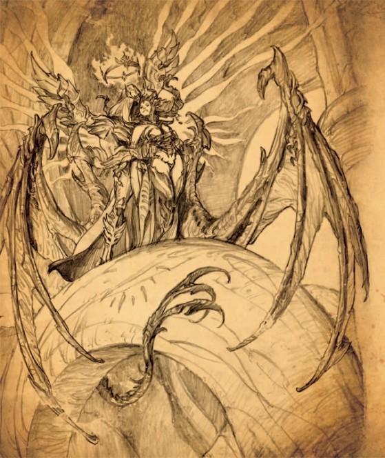 Lilith et Inarius - Diablo IV