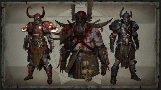 Diablo 4 : Barbare, talents, compétences, skills, techniques