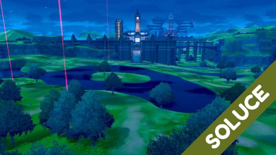 Pokemon Epee, Pokemon Bouclier : Soluce, partie 3, De Brasswick à Motorby