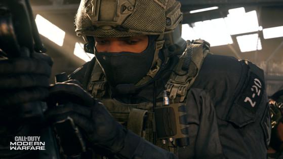 Call of Duty Modern Warfare : leak des nouveaux Opérateurs