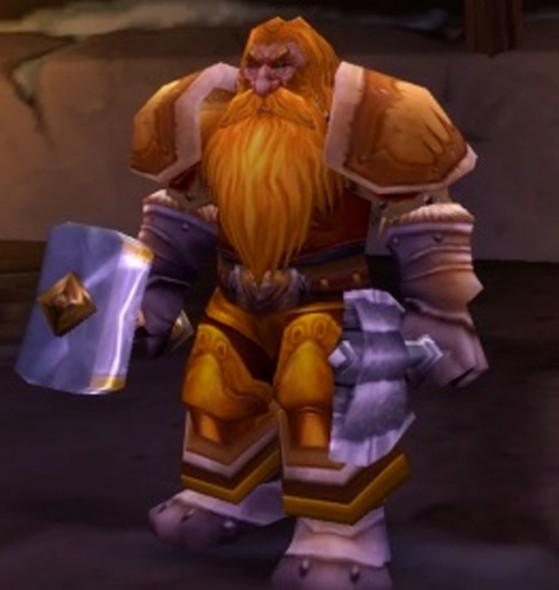 Général de l'Alliance : Vanndar Stormpike - WoW : Classic