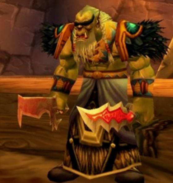Général de la Horde : Drek'Thar - WoW : Classic