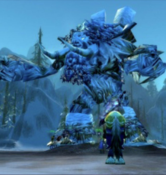 Ivus le Seigneur des forêts - WoW : Classic