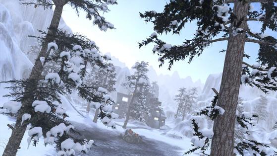 La Vallée d'Alterac, par Psynaps - WoW : Classic