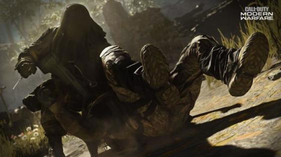 Call of Duty Modern Warfare : Guide du mode multijoueur Butin d'Escarmouche, saison 1