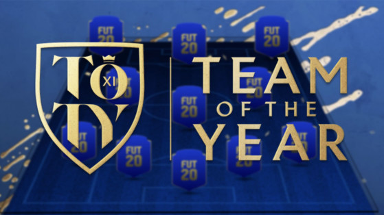 FUT 20 : TOTY, votez pour la Team of the Year