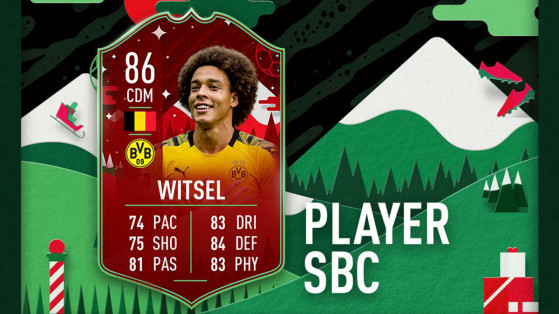 FIFA 20 : Witsel FUTMAS, solution du DCE