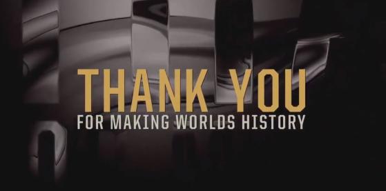 Worlds LoL : Record d'audience pour la finale avec près de 22 millions de spectateurs (AMA)