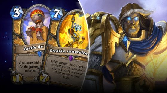 Hearthstone : Deck Paladin Pur