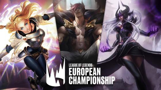 LoL - LEC Spring Split : Syndra, Lux et Sett désactivés pour la première semaine de compétition