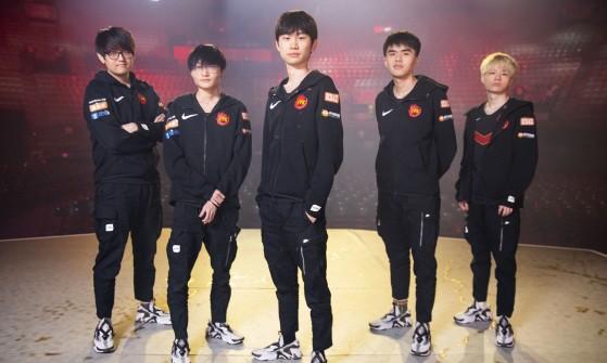 LoL - LPL : FunPlus Phoenix donne 2 millions de Yuan pour venir en aide aux victimes du coronavirus