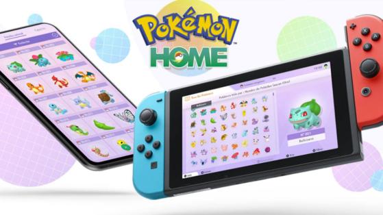 Pokemon HOME disponible : comment télécharger l'application