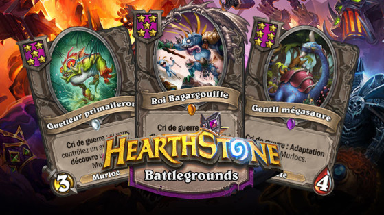 Hearthstone Battlegrounds: guide compo Murloc