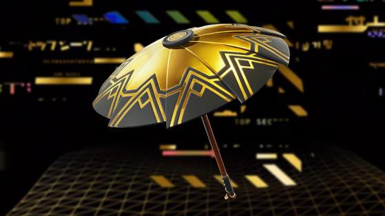 Fortnite : le parapluie de la saison 2 du Chapitre 2