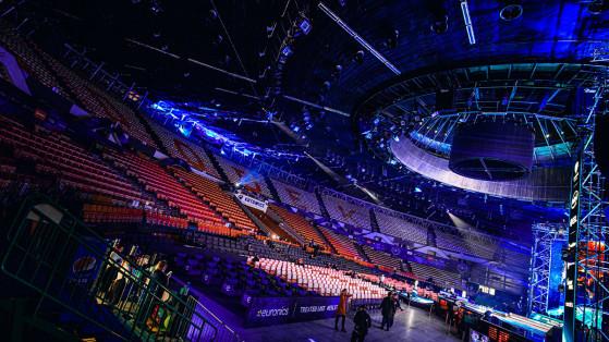 CS:GO - Pas de public aux IEM Katowice 2020