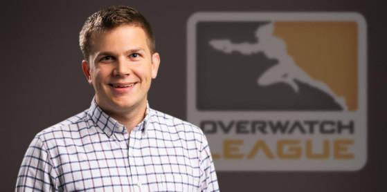 Jon Spector, Vice Président d'Overwatch Esports - Overwatch