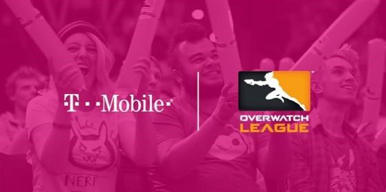 T-Mobile USA est le troisième plus important opérateur mobile nord-américain - Overwatch