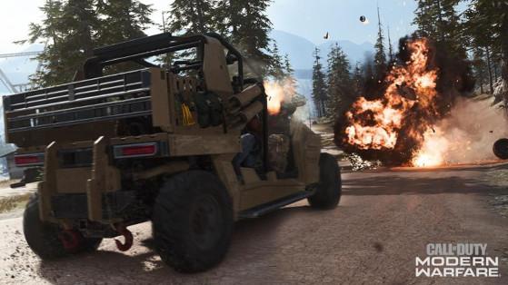 Call of Duty Warzone : tous les véhicules et hélicoptères du Battle Royale