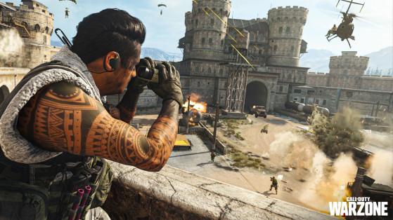 Call of Duty Warzone : le Goulag, Pillage, Battle Royale, modes de jeu