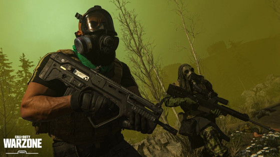 Call of Duty Warzone : les stations de ravitaillement