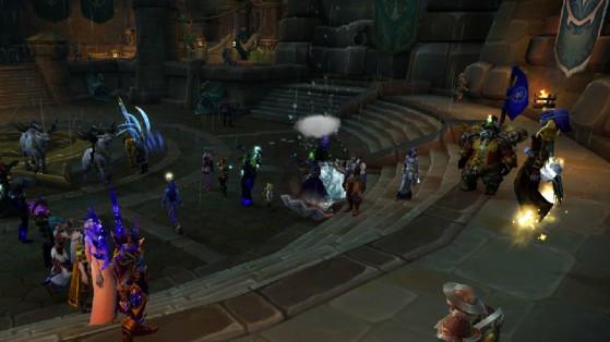 WoW : Confinés, deux joueurs se marient malgré tout... dans World of Warcraft !
