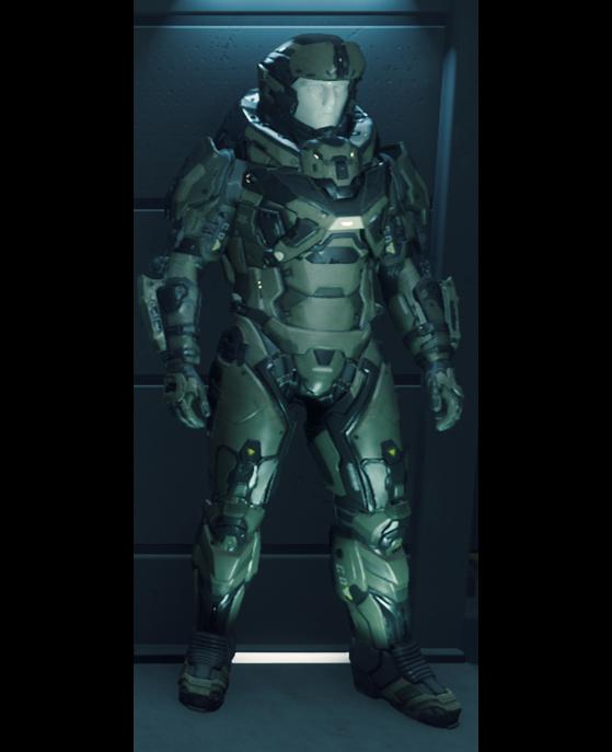 ADP-Mk4 Modèle d'armure lourde - Star Citizen