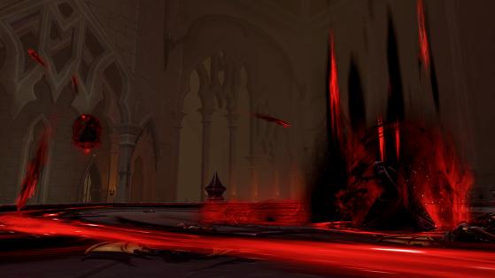 WoW : Revendreth, Zone Shadowlands