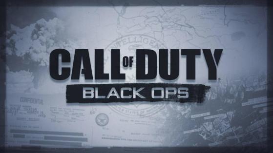 Call of Duty Black Ops : le prochain CoD de 2020 ?