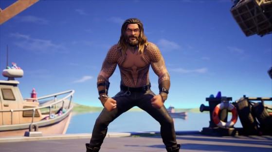 Fortnite saison 3 chapitre 2 : défis d'Aquaman