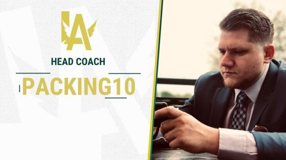 Overwatch League - Valorant : Packing10 Head Coach et manager sur les deux jeux