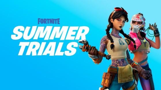 Fortnite : Summer trials 2020, résultats, classement et infos
