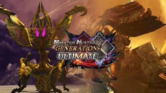 Ahtal-Ka, un dernier boss surprenant pour Monster Hunter Generations Ultimate. Il est toujours possible que quelque chose d'inattendu soit introduit en jeu. - Monster Hunter World