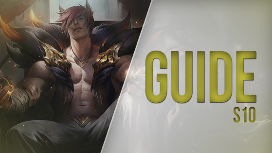Sett Support S10 : build, runes et stuff - Guide LoL