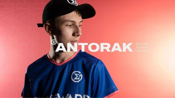 Fortnite : Antorak signe chez GameWard
