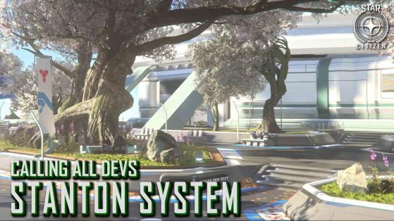 Star Citizen : Calling All Devs - Le système Stanton