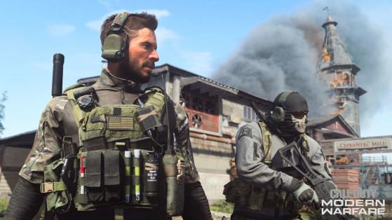 Modern Warfare Warzone : pré-téléchargement de la mise à jour de la saison 5 sur PS4