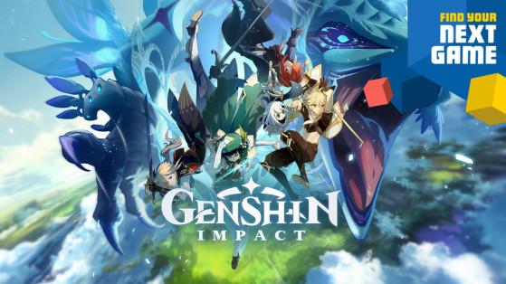 Genshin Impact : date de sortie PS4 et mobiles, préinscription