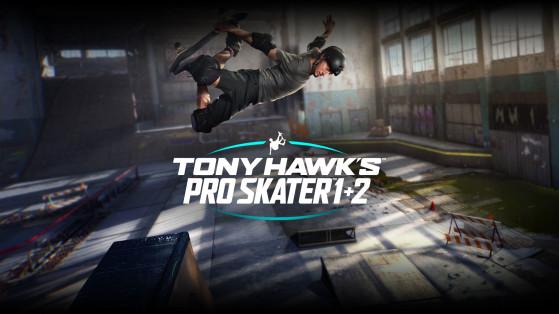 Test de Tony Hawk's Pro Skater 1 + 2 PC, PS4, Xbox One