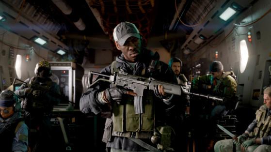 Black Ops Cold War : nouveau mode multijoueur Fireteam