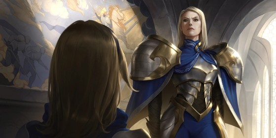 La broche de Tiana Crownguard - League of Legends