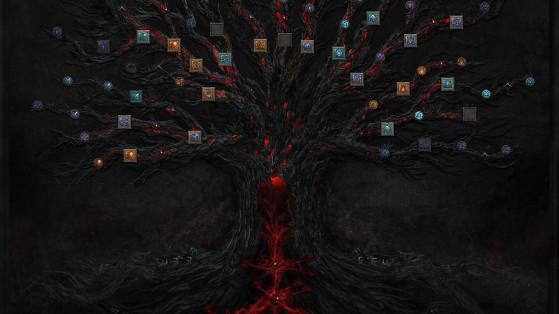 Diablo 4 : Nouvel arbre de talents & compétences dévoilé