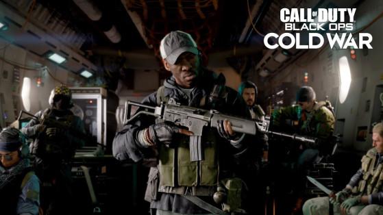 Call of Duty Cold War : mise à jour de la beta du 9 octobre