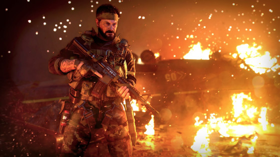 Call of Duty Cold War avec un système de parties classées ?