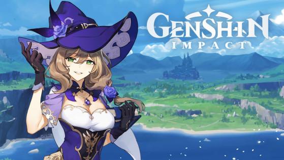 Genshin Impact : build Lisa, armes et sets d'artefacts