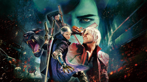 Devil May Cry 5 Special Edition : Date de sortie PS5, Xbox Series X en physique