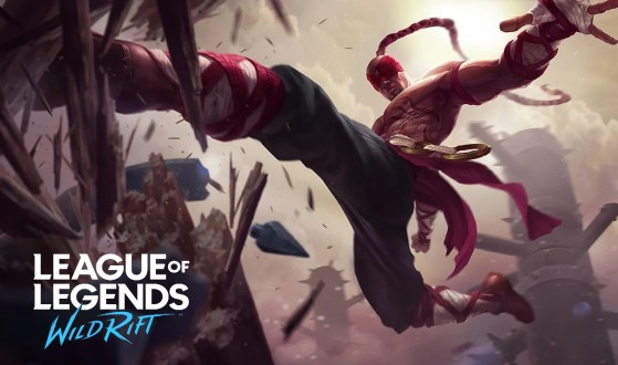 Un Lee Sin simplifié pour Wild Rift, le portage mobile de League of Legends